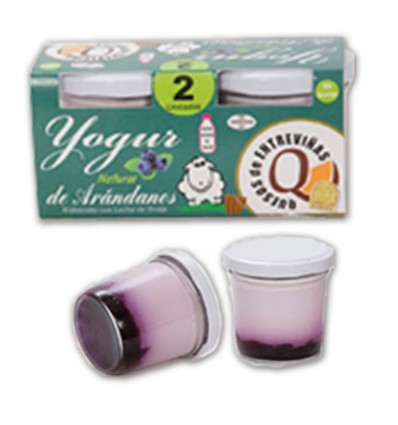 Yogur Natural Arándanos